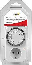 Heitech Mechanische Zeitschaltuhr TÜV/GS-Zeichen
