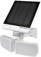 Heitech Solar-LED-Außenleuchte mit