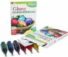 Heitmann 16-teiliges Set Eierfarben, flüssige