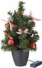 Heitmann DECO dekorierter Weihnachtsbaum mit
