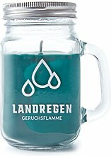 Heitmann Deco Duftkerze - Geruchsflamme Landregen