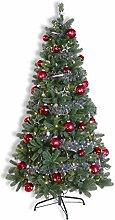 HEITMANN DECO Weihnachtsbaum Deko Set für den