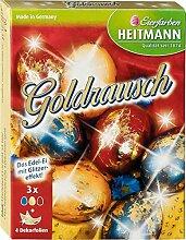 Heitmann Goldrausch - 3 flüssige Kaltfarben - 4