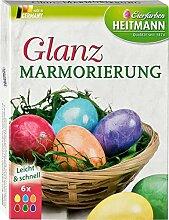 HEITMANN Oster-Eierfarbe 6 Stück Glanz