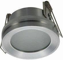 Heitronic Einbaustrahler GU5,3 für LED bis 35