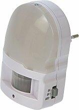 Heitronic LED Bewegungsmelder für die Steckdose,