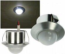 Heitronic LED Einbaustrahler 3er Set Sphaera LED
