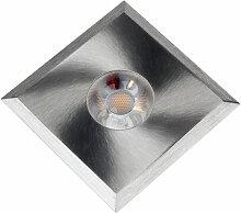 Heitronic - LED Einbaustrahler Austin 6W 2700K