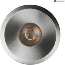 HEITRONIC LED Einbaustrahler AUSTIN, Aluminium