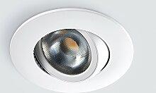 HEITRONIC LED Einbaustrahler DL8002, LED-Modul, 1