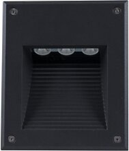 Heitronic LED Wandeinbauleuchte Dora 5W 3000K
