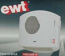 Heizlüfter EWT CLIMA 44 MTLS Händetrockner