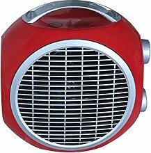 Heizlüfter rot grau HOTSerie 2000 Watt Heiz