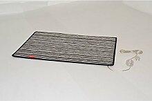 Heizmatte warmset Fußwärmer-Schreibtisch
