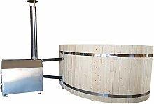 Heizung Badefaß Badebottich 38 KW Edelstahl Ofen