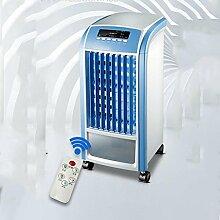 Heizung und Klimaanlage Ventilator Kühlventilator befeuchtete heiß Klimatisierung von kleinen wassergekühlten Gebläse Timing des mobilen Rot Blau , B