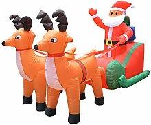 helastplanet Weihnachtsdeko Aussen Aufblasbarer