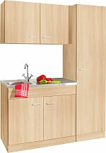 HELD MÖBEL Küchenblock Elster, ohne E-Geräte,