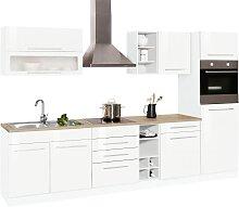 HELD MÖBEL Küchenzeile Eton, ohne E-Geräte,
