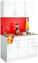 HELD MÖBEL Küchenzeile Toledo, mit E-Geräten,