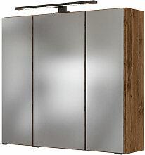 Held Möbel Luzern Spiegelschrank 70 cm
