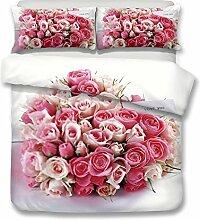helengili wunderschöne Blumen Rosen und Gardenia