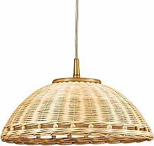 Helios Leuchten 202073 Deckenlampe Korblampe
