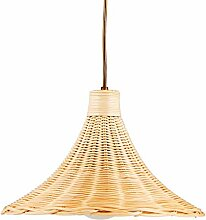 Helios Leuchten 202077 Deckenlampe Korblampe