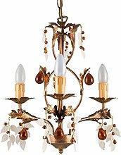 Helios Leuchten Florentiner Pendelleuchte