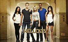 Hellcats Poster auf