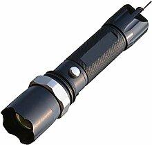 Helle Taschenlampe Led Flashlight Zoom Dimming