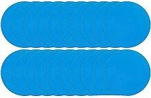 Hellery Reparatur Pool Flicken, Blau Pool