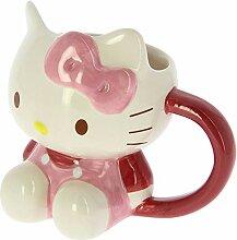 Hello Kitty 3D Keramiktasse mit Geschenkbox