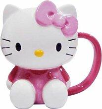 Hello Kitty 3D Tasse.