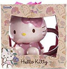 Hello Kitty 3D-Tasse mit Geschenkbox