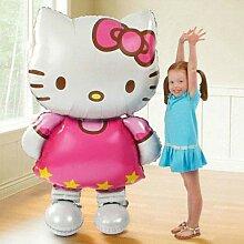 Hello Kitty Großer Luftballon, Cartoon-Spielzeug