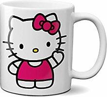 Hello Kitty Hi Kaffeetasse Tee Tasse Becher