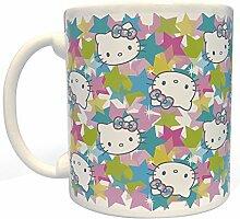 Hello Kitty Keramikbecher, 473 ml