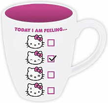 Hello Kitty Keramikbecher, 530 ml