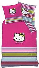 Hello Kitty Kinder Bettwäsche 2-teilig, 63 x 63