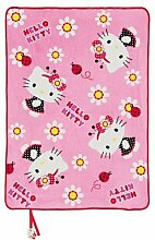 Hello Kitty Marienkäfer weiche Decke * * JETZT