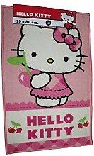 HELLO KITTY PINK PRINT KIRSCHEN, SCHLAFZIMMER,