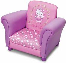 Hello Kitty pinker Sessel für Kinderzimmer Kindersessel Kinder Fernsehsessel