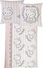 Hello Kitty Renforcé Bettwäsche, 100% Baumwolle