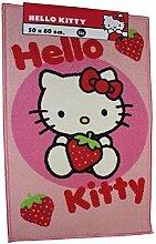 HELLO KITTY STRAWBERRY KREIS SPOT, SCHLAFZIMMER,