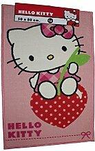HELLO KITTY STRAWBERRY RIDE PRINT, SCHLAFZIMMER,