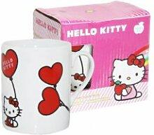 Hello Kitty Tasse Becher Porzellan Kaffeetasse