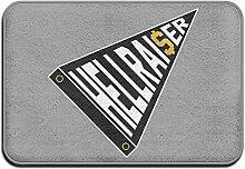 Hellraiser Design Logo Funny Fußmatte Welcome
