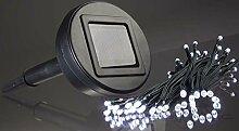 Hellum 540819 Aussen-Dekoration, Plastik, weiß, 1190 x 1 x 1 cm