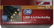 Hellum 563313 LED-Energiespar Lichterkette Mini